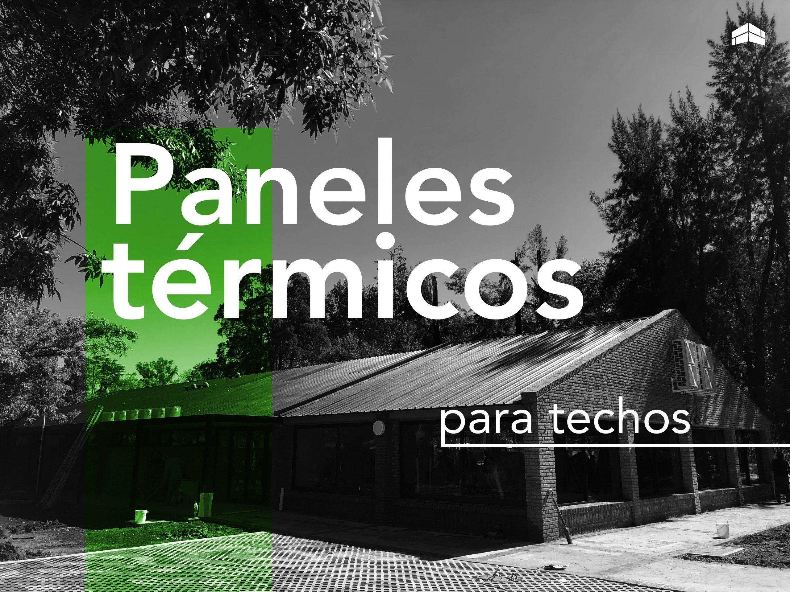 paneles termicos xipre