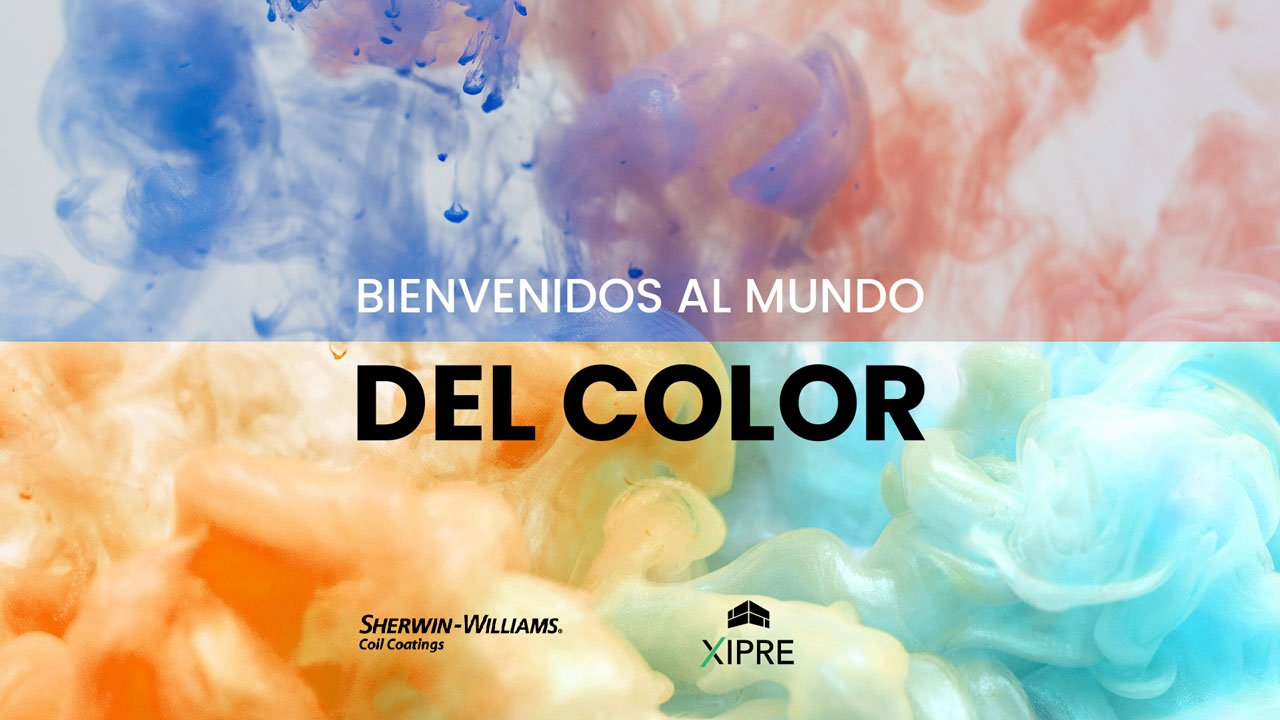 Webinar Bienvenidos al Mundo del Color